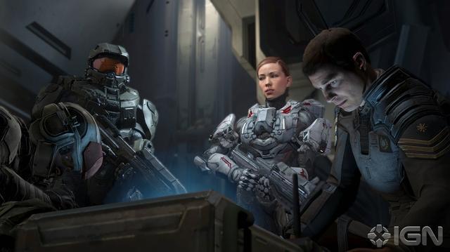 Halo 4 Flood Multiplayer Mode Walkthrough
