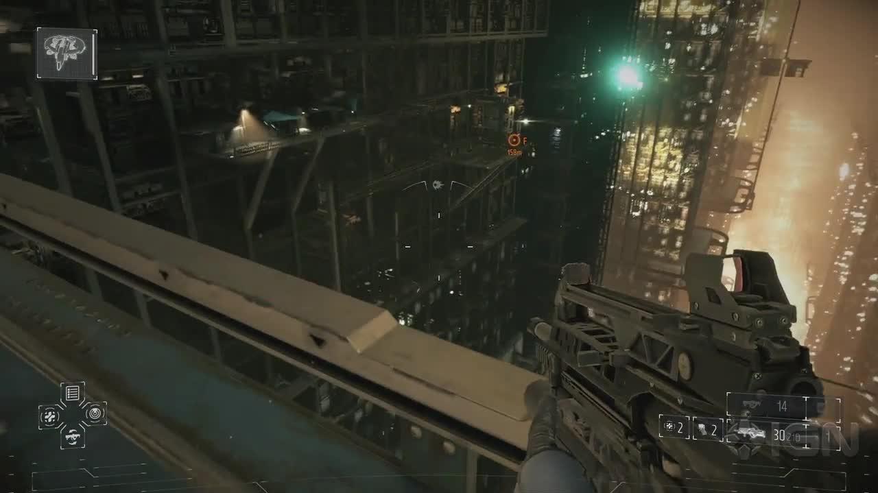 Killzone Shadow Fall Walkthrough - Chapter 5 Part 2