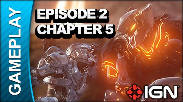 Halo 4 - Spartan Ops Legendary Playthrough - Episode 2 - Chapter 5