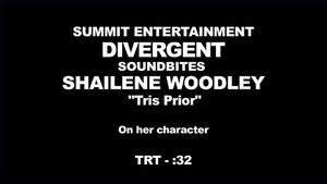 Divergent - Shailene Woodley Interview 'On Her Character'
