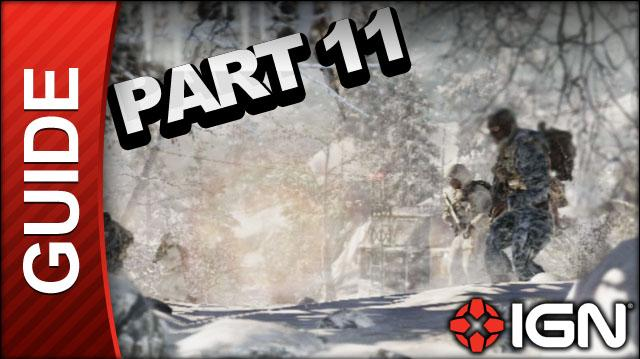 Call of Duty Black Ops Walkthrough - Part 11
