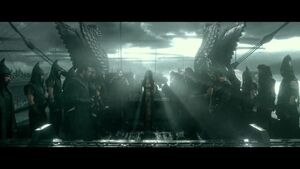 "300 Rise of an Empire - ""Is it too much to ask for victory"" Clip"