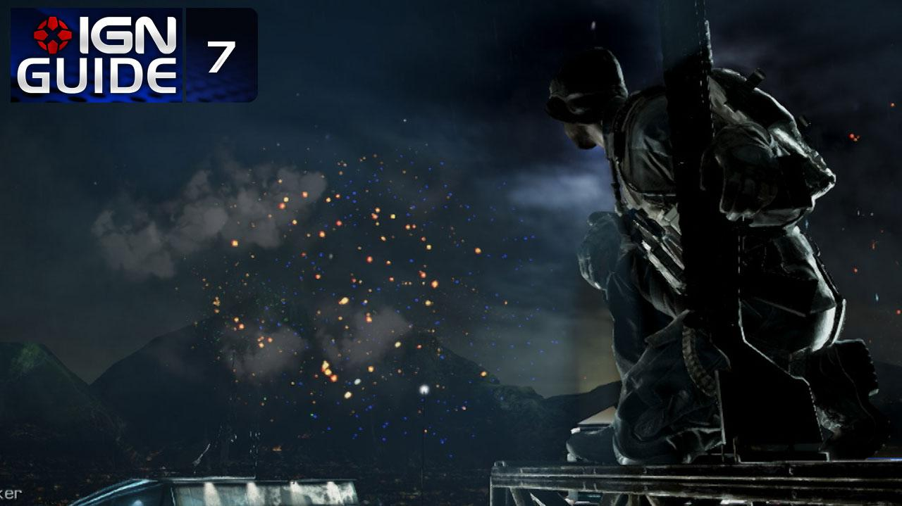 Call of Duty Ghosts Walkthrough - Federation Day (Part 7)