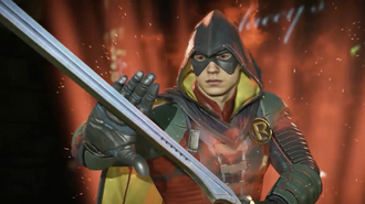 Injustice 2 Robin Gameplay Reveal Trailer 1080p 60fps