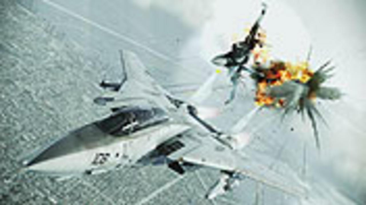 Review Preview Ace Combat Assault Horizon