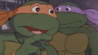 Teenage Mutant Ninja Turtles Machine Malfunction