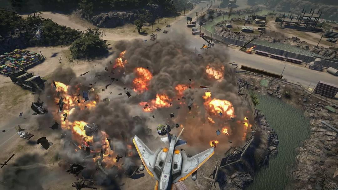Command and Conquer E3 2013 Official Trailer