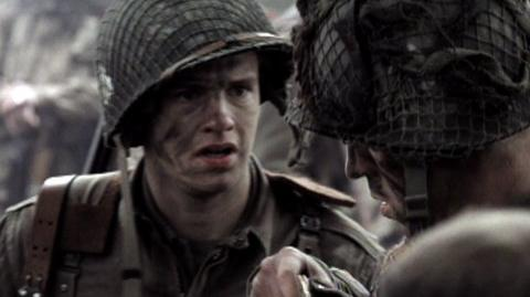 Band Of Brothers (2001) - Clip Jeep driver