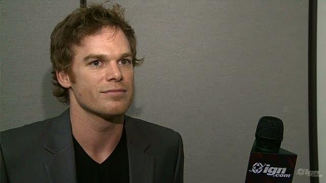 Dexter TV Interview - SDCC '09 Dexter Interviews