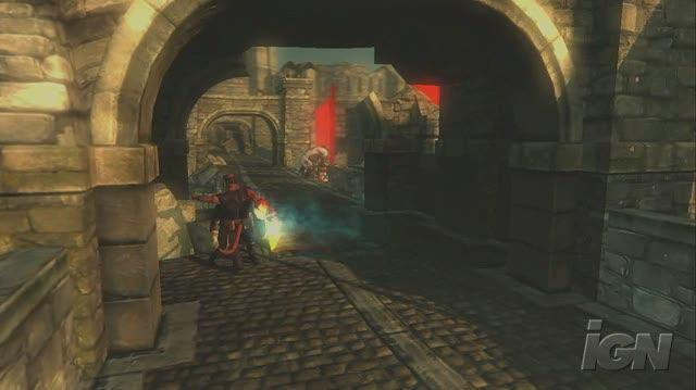 Hellboy The Science of Evil Xbox 360 Gameplay - Trouble on the Bridge (HD)