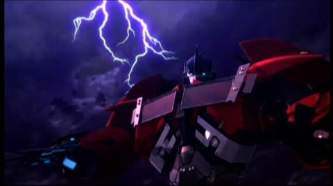 Transformers Prime One Shall Stand (2012) - Clip Showdown
