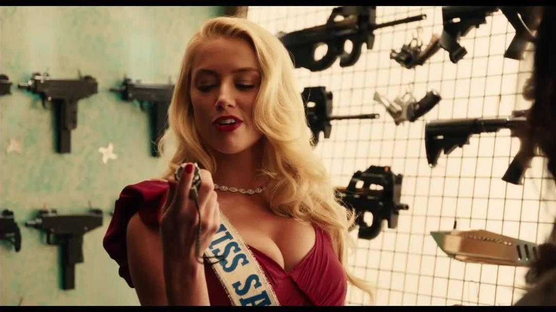 Machete Kills - Wall of Weapons Clip