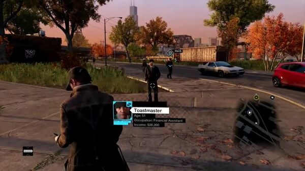 Watch Dogs - Lead Writer Expert Showcase