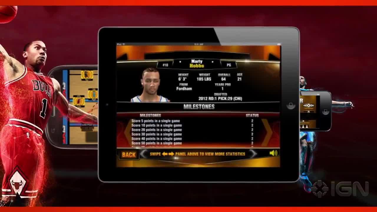 NBA 2K13 NBA 2K Everywhere Developer Insight