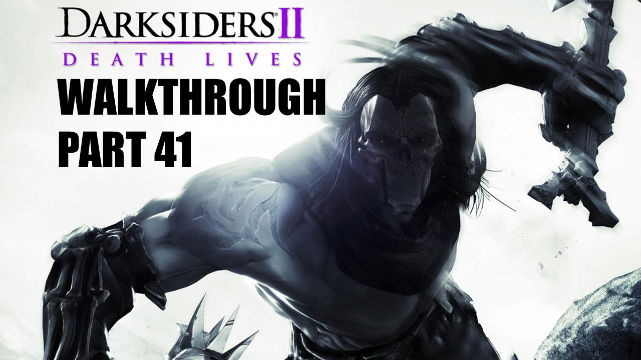 Darksiders II Walkthrough - Earth and the Rod of Arafel (4 of 6) - Part 41