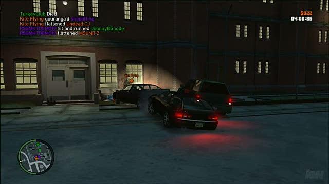 Grand Theft Auto IV Xbox 360 Gameplay - No Guns Allowed (X360)
