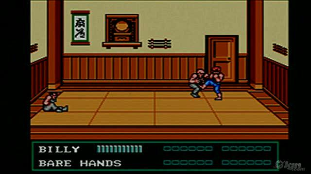 Double Dragon III The Sacred Stones Retro Game Gameplay - Gameplay