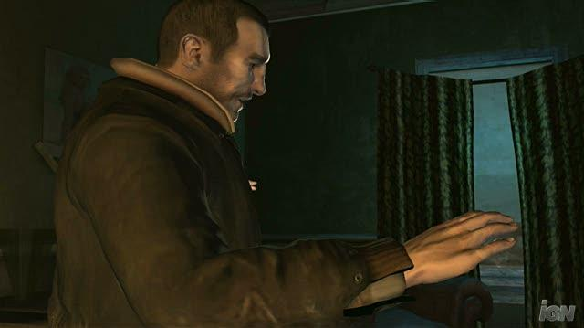 Grand Theft Auto IV PC Games Gameplay - Opening Cut Scene