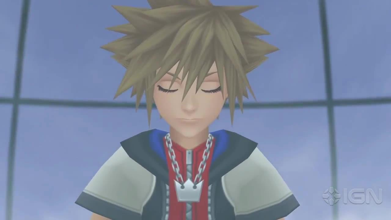 Kingdom Hearts HD 2.5 Remix Debut Trailer