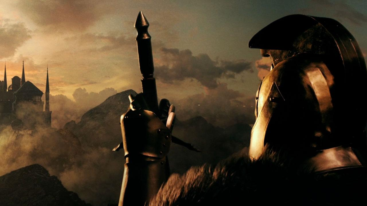 Dark Souls 2 Wiki: Video - Dark Souls 2 Live Action Teaser