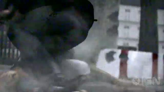 Kane & Lynch 2 Dog Days Xbox 360 Trailer - Reveal Trailer