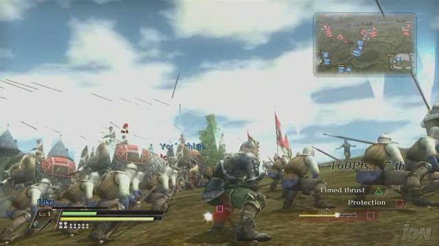 Bladestorm The Hundred Years' War Xbox 360 Gameplay - The Real Deal (HD)