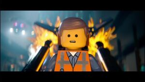 "The LEGO Movie - ""You're The One The Prophecy Spoke Of"" Clip"