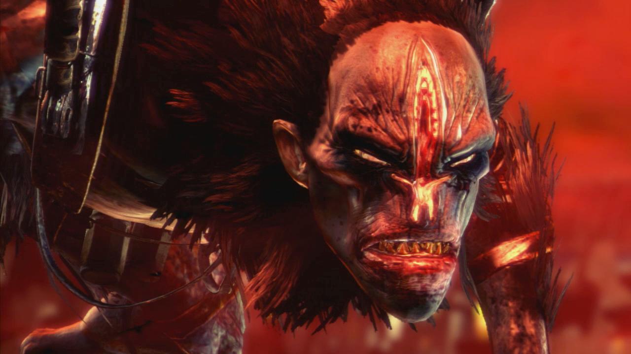 DmC - Hunter Boss fight - Gameplay