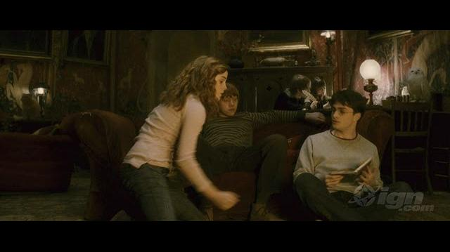 Harry Potter and the Half-Blood Prince Movie Clip - Who Is The Half-Blood Prince?