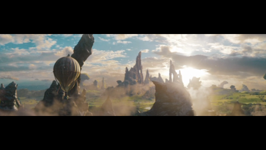 Oz The Great and Powerful Super Bowl Teaser
