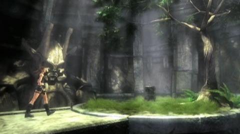 Tomb Raider Underworld (VG) (2008) - Trailer Gameplay 1