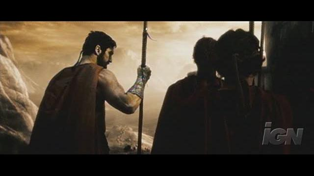 300 Movie Clip - You Have A Story To Tell