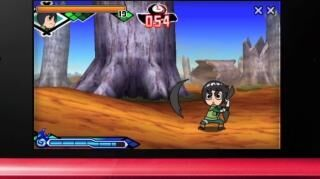 Naruto Powerful Shippuden Gameplay Trailer