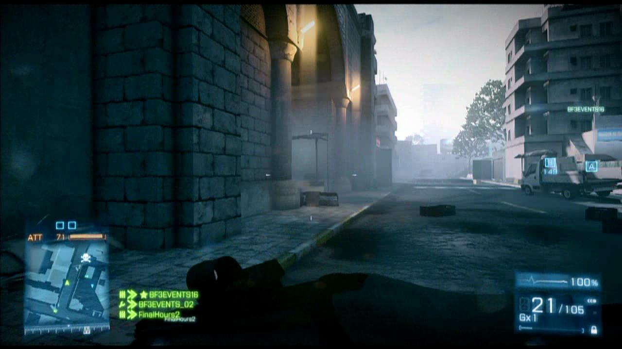 Battlefield 3 Grand Bazaar Developer Commentary