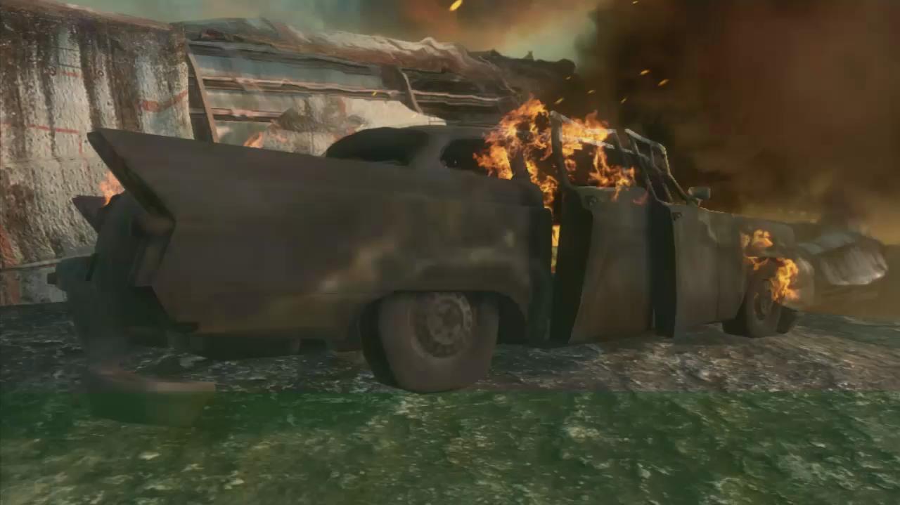 Call of Duty Black Ops - Veteran Walkthrough - Executive Order - Closing Cutscene