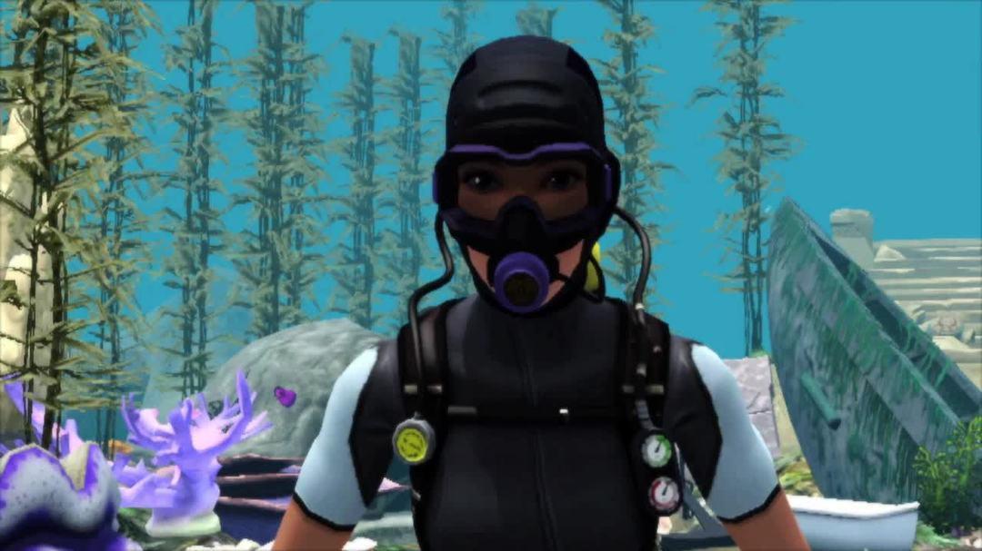 The Sims 3 - Island Paradise Trailer