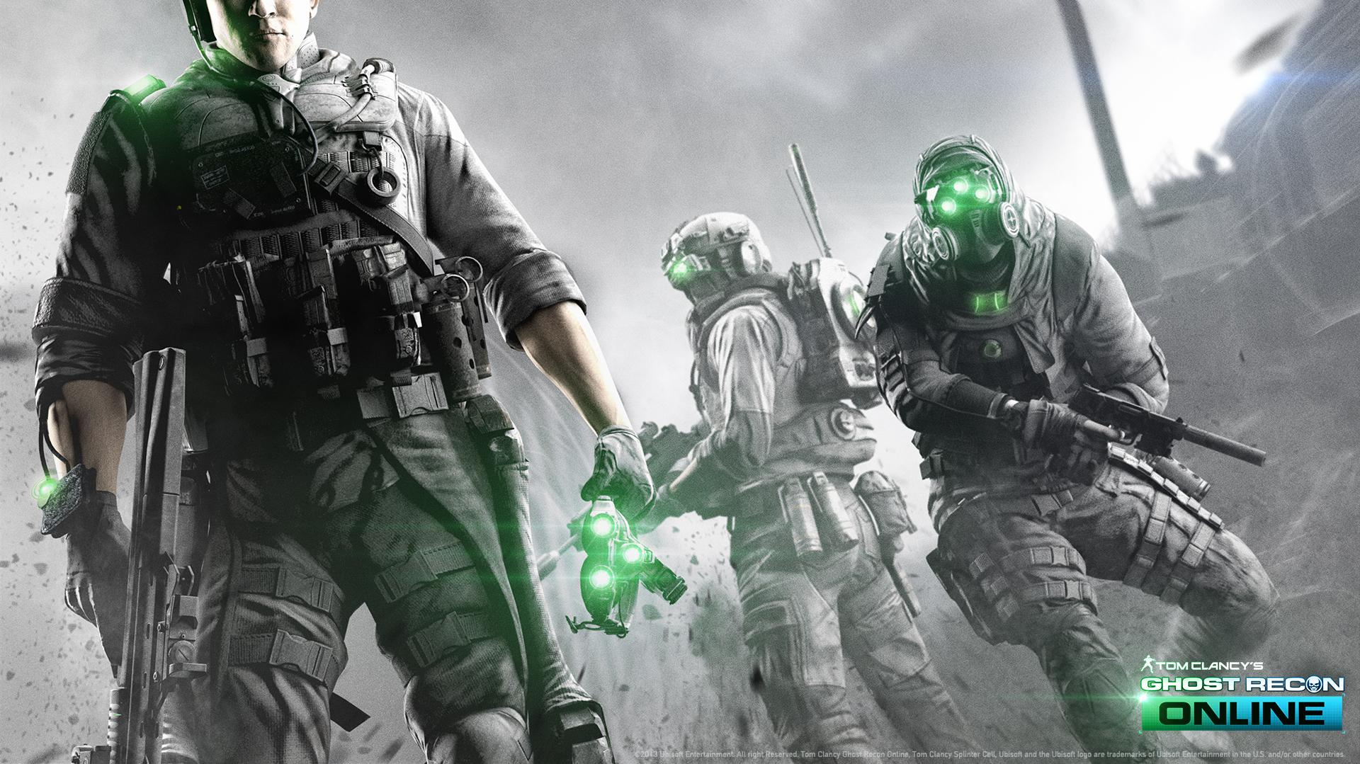 Ghost Recon Online - Splinter Cell Pack Trailer