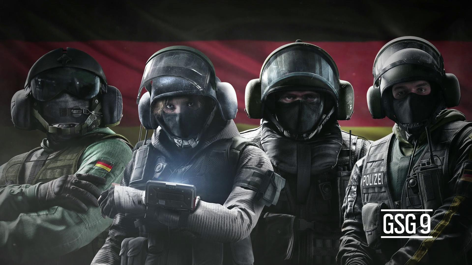 Rainbow Six Siege Gign Operators: Rainbow Six Siege Inside Rainbow 4 Trailer