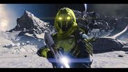 Destiny The New Armor and Spaceships in The Dark Below - PSX 2014