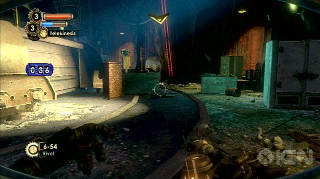 BioShock 2 Xbox 360 Guide-Walkthrough - Walkthrough - Trap Rivits