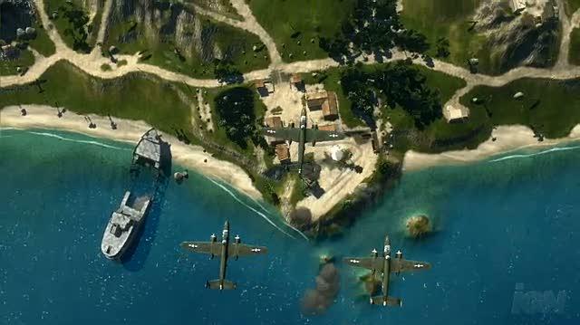 Battlefield 1943 PC Games Trailer - Bombing Trailer