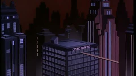 Batman Mask Of The Phantasm - batman fights the bad guys