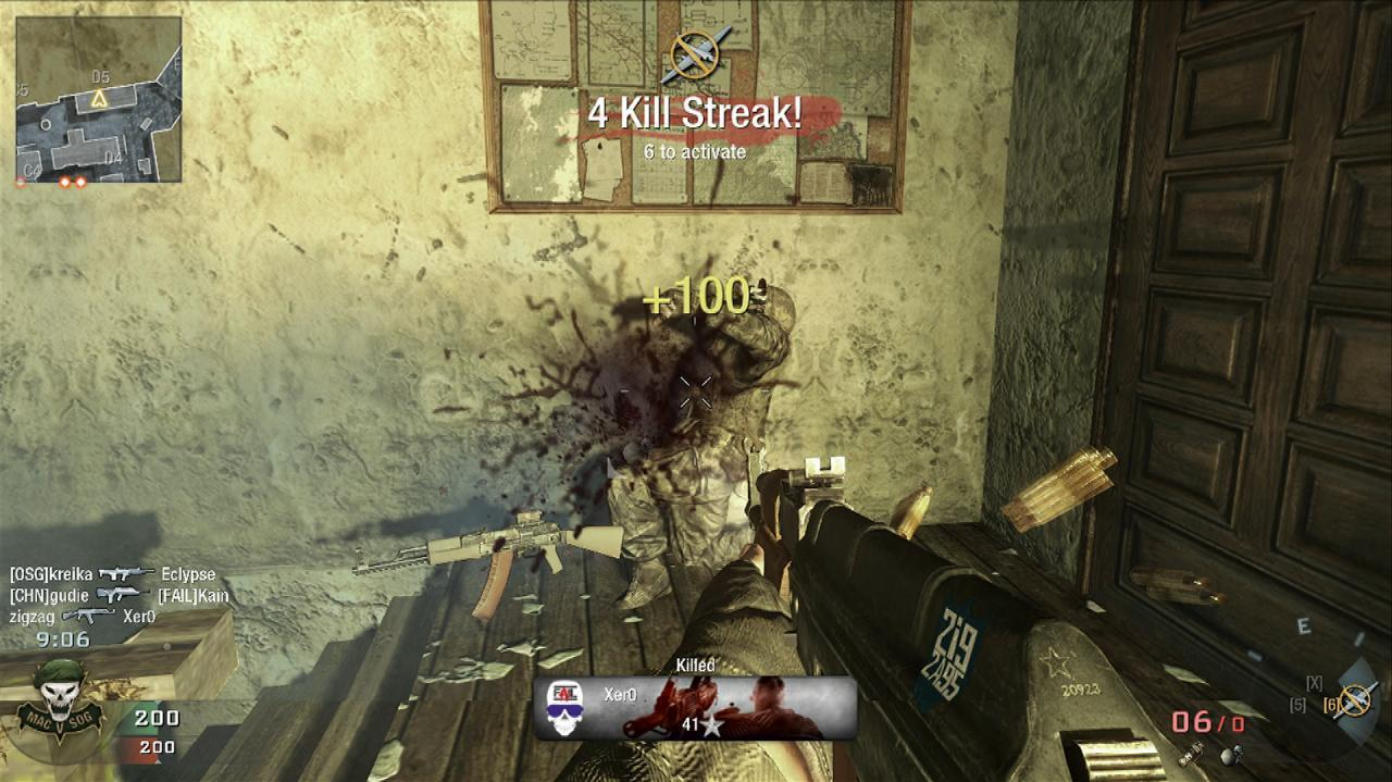 Call of Duty Black Ops Map Walkthrough - Hanoi