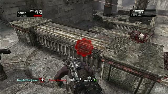 Gears of War 2 Xbox 360 Gameplay - IGN Montage Horde Wave Highlights (26-45)