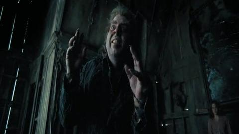 Harry Potter and the Prisoner of Azkaban - Confronting Wormtail