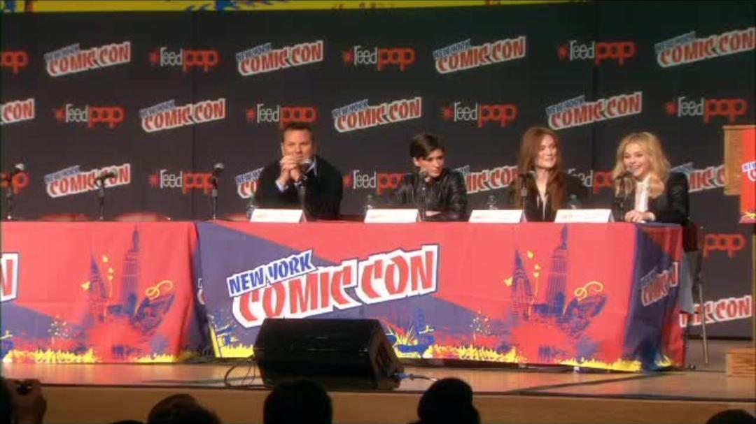 Carrie NY Comic-Con Panel 4