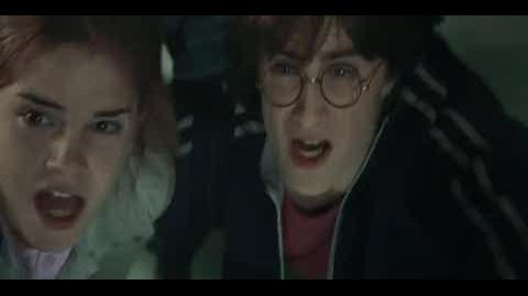 Harry Potter and the Goblet of Fire - Traveling by Portkey