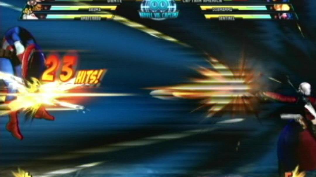 Marvel vs. Capcom 3 Dante Combos