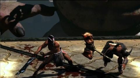 God Of War Ascension (VG) (2013) - Multiplayer Gameplay trailer