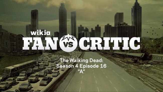 The Walking Dead - Fan Vs
